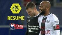 SM Caen - EA Guingamp (0-0)  - Résumé - (SMC-EAG) / 2017-18