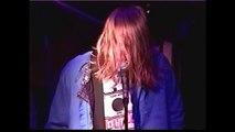 Nirvana (live concert) - April 17th, 1990, Foufounes Électriques, Montréal, QC, Canada