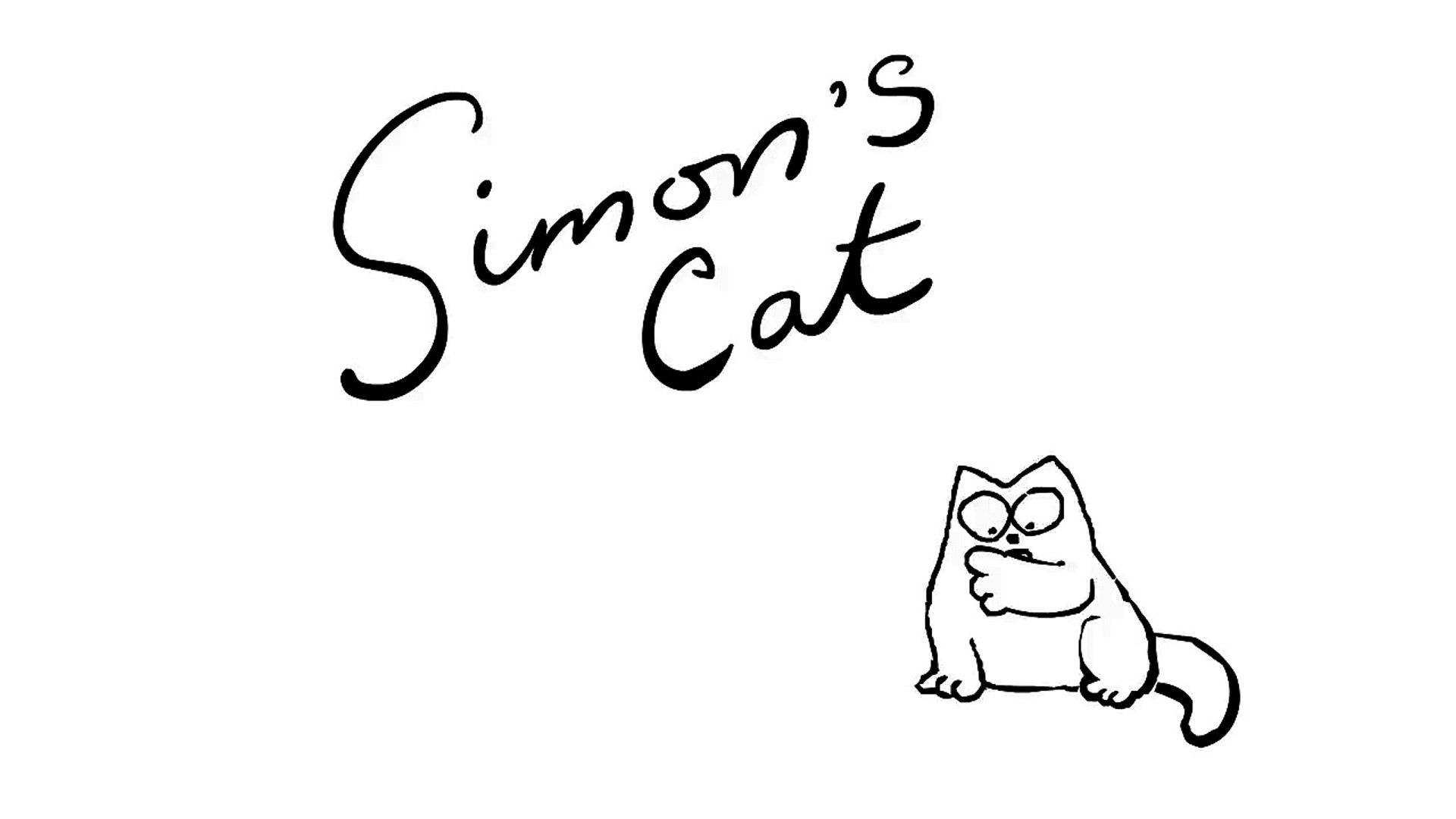 Field Trip - Simon's Cat _ BLACK & WHITE-B7sggjEBnZg