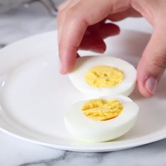 Make them ahead so you have them ready for the week!How to Make Perfect (easy-to-peel) Soft Boiled or Hard Boiled Eggs in the Instant Pot!Print recipe -