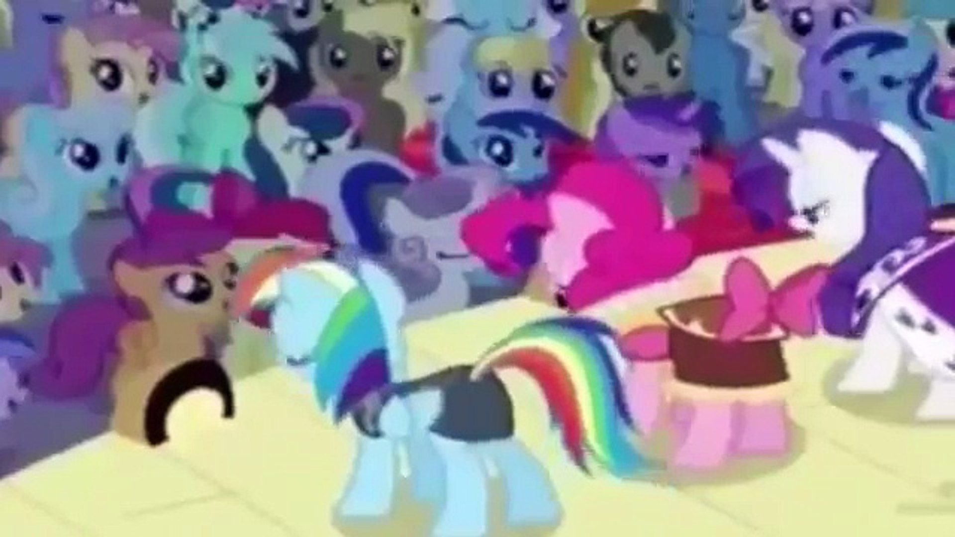 Kuda Poni My Little Pony Dailymotion Video