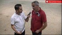 Coupe de France des Clubs de Pétanque : Interview d'Alain Dechaud