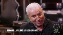 Scènes - Bernard Lavilliers, reprend la route