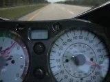Video Motos Suzuki Gsxr 1300 Hayabusa Turbo a 360Kmh