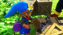 Dragon Quest Builders - Trailer Switch Jump Festa