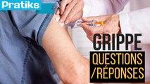 Grippe & vaccin : 3 questions-réponses