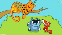 Fun Story Time For Kids - Pango Funny Animation Zoo Animals Sickness Doctor Care With Pango Zoo