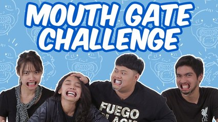 MOUTH GATE CHALLENGE (Indonesia)