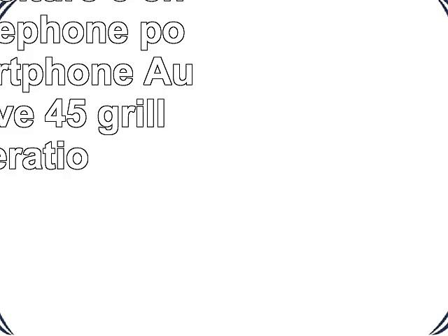 Support Voiture 3 en 1 pour téléphone portable  smartphone Auchan Qilive 45  grille