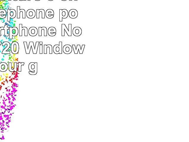 Support Voiture 3 en 1 pour téléphone portable  smartphone Nokia Lumia 720 Windows 8
