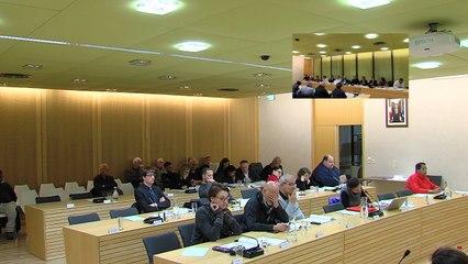 Conseil municipal du lundi 18 décembre 2017 à 18h