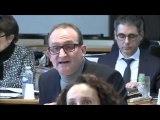 Christophe AVENA. Tarification 2018 des établissements sociaux et médico-sociaux. Session du 18 décembre 2017.