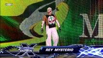 rey mysterio vs jack swagger