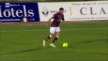 1-1 Pasquale Maiorino Goal Italy  Serie C  Girone A - 18.12.2017 Livorno 1-1 Piacenza Calcio