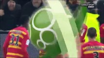 2-0 Souleymane Diarra Goal France  Ligue 2 - 18.12.2017 RC Lens 2-0 Tours FC