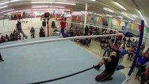 Fuerza Aerea, Sombra De Nuevo Leon & Super Aguila vs Maligno, Kanon Extreme & Baby Star