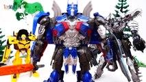 Transformers - Optimus Prime VS. Megatron Battle~! Transformers, Mobilize-Llni1TlqAog