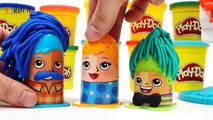 Growing Cutting & Styling Open Your Own Hair Salon~! Play-Doh Crazy Cuts Playset-VKMEEUTHJdI