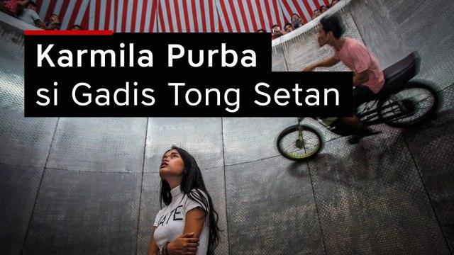 Karmila Purba, si Gadis Tong Setan