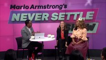 Mario Armstrong's Never Settle Show S2 EP4: New Year's Resolution