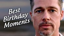 Brad Pitt BEST MOMENTS on BIRTHDAY | Brad Pitt Birthday 2017 | Brad Pitt Turns 54