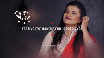 How To Get That Classic Eid Makeup Look _ Hooded Eyes Makeup-1DnlGCQNObE