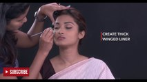 How To Get The Double Winged Liner Makeup Look-RYdkPAlCb9s