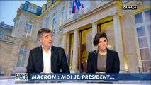 Pour un spécialiste, Emmanuel Macron a fait le choix de Laurent Delahousse parce qu'il savait qu'il n'était pas en dange