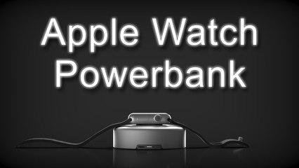 Apple Watch için Powerbank İncelemesi