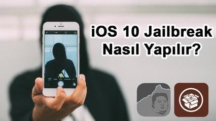 iOS 10 - 10.2 Jailbreak Nasıl Yapılır [Türkçe]