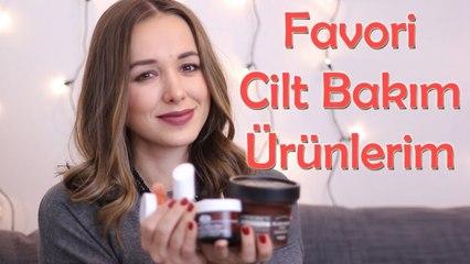 Favori Cilt Bakım Ürünleri (Top 5 Skincare Products)