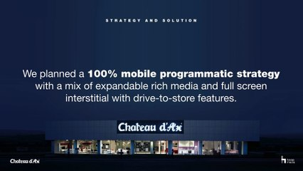 Innovative Programmatic Formats for Chateau d'Ax