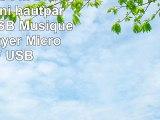 MOKE Radio FM Disk Portable Mini hautparleur LCD USB Musique MP3  4 Player Micro SD TF