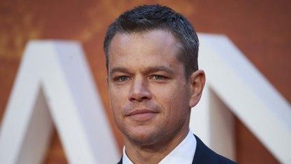 Matt Damon: Why aren't we talking about men who are not sexual predators?