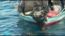 مهاجرون تونسيون عالقون في عرض المتوسط تنقذهم سفن الإغاثة
