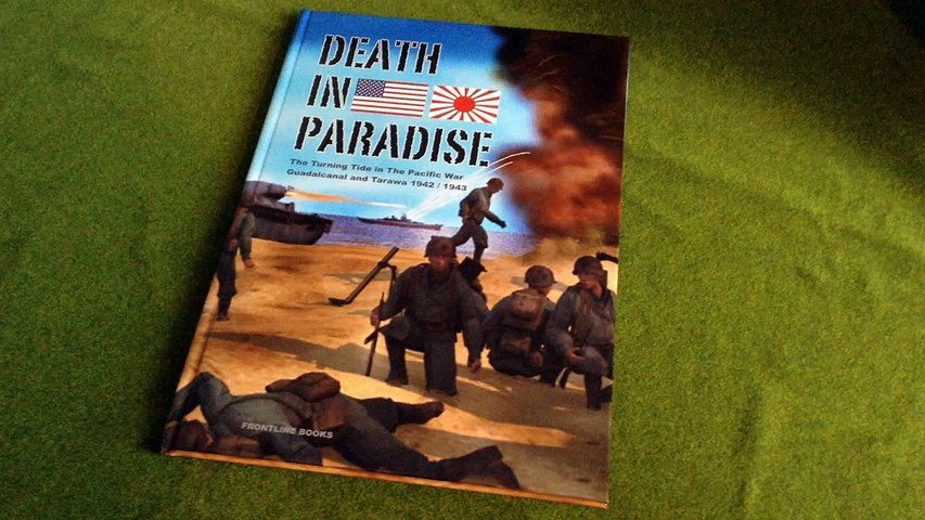 Death in Paradise - Frontline Book