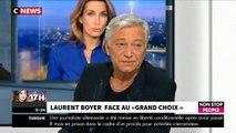 """Laurent Boyer face au """"Grand Choix"""" obligé de choisir entre C8 et M6"""