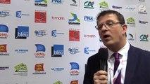 Assises de la Normandie 2017, Benoît Arrivé, maire de Cherbourg en Cotentin