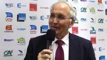 Assises de la Normandie 2017, Marc Lefèvre, président du conseil départemental de la Manche