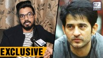 Rocky Jaiswal REACTS On Hiten Tejwani Calling Hina Khan FAKE | Bigg Boss 11