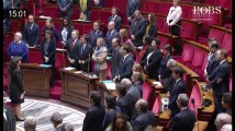 Assemblée nationale : minute de silence pour la terrible collision de Millas