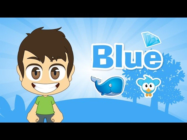 Learn Colors In English For Kids تعليم الألوان للاطفال باللغة