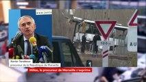 """Collision mortelle à #Millas : la conductrice du car scolaire """"a à nouveau été placée en garde à vue depuis une heure"""", procureur de la République de Marseille"""