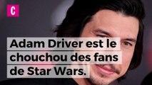 Adam Driver est le nouveau beau gosse de Star Wars