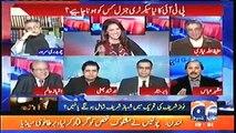 Murad Saeed Ko PTI Ka Naya Secretary General Hona Chahiye - Mazhar Abbas, Watch Hassan Nisar's Reaction