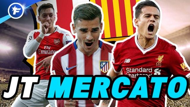 Journal du Mercato : le FC Barcelone va dynamiter le marché