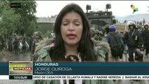 teleSUR noticias. Honduras: siguen las protestas tras anuncio del TSE