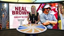 2017 Sun Belt Conference Football Coach Of the Year: Neal Brown