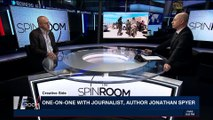 THE SPIN ROOM | One-on-one with journalist, author Jonathan Spyer  | Tuesday, December 19th 2017