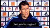 """Garcia : """"Je défends mes couleurs et mon club"""""""